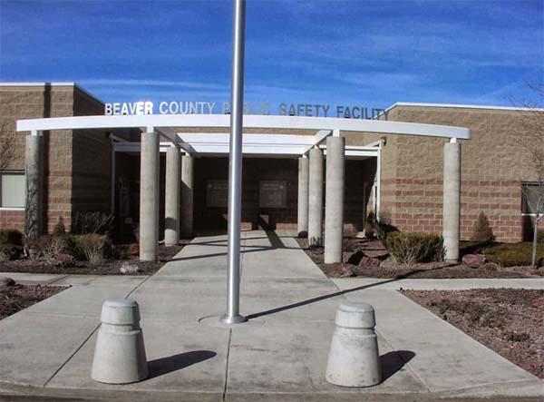 beaver county utah jail