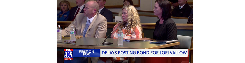 Lori daybell and posting bond